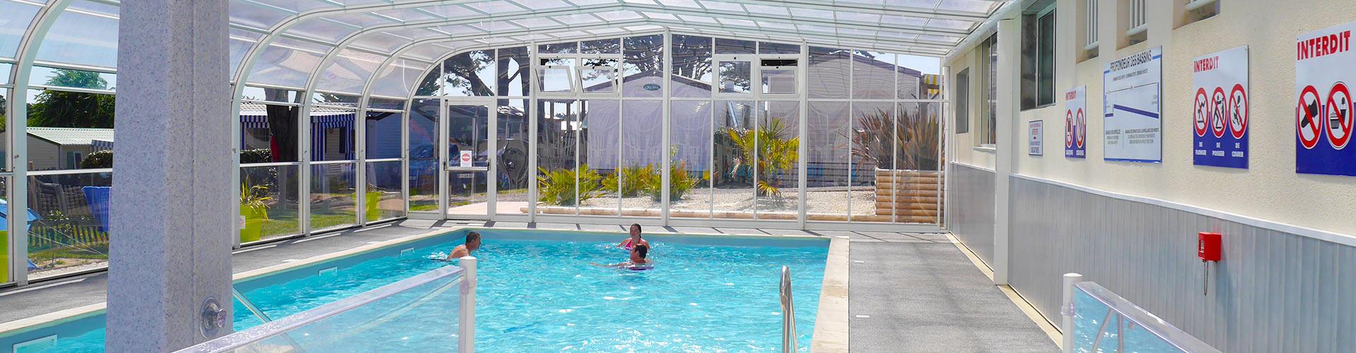 Campingplatz le brandais brem sur mer vend e for Camping bretignolles sur mer piscine couverte
